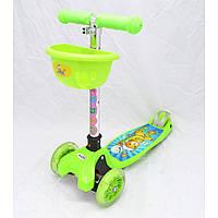 Самокат Scooter 039, детский самокат