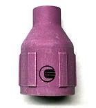 Сопло керамическое d12,5x50 мм для ABITIG с газовым диффузором, фото 3