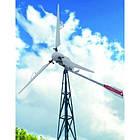 Вітрогенератор FLAMINGO AERO-4.4 (1,6 кВт) з інвертором (5 кВт) + АКБ, фото 2