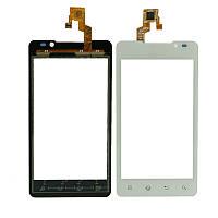 Тачскрин сенсорное стекло для LG P725 Optimus 3D Max white