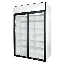 Холодильный шкаф Polair DM 110 Sd S - Интер Ресторан Сервис в Киеве