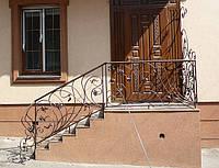Перила кованые, фото 1
