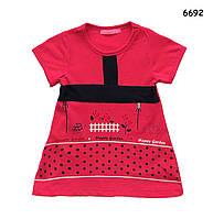 Летнее платье для девочки. 92, 104 см, фото 1