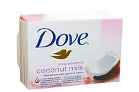 Dove крем-мыло Кокос, 100 г