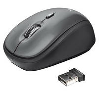 Trust Yvi Wireless mini Mouse black