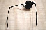 Очна сервіс лупа 20Х у вигляді окулярів з світлодіодним підсвічуванням, фото 5