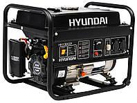 Генератор бензиновый Hyundai HHY-3030F (7 л.с.; 3 кВт), фото 1