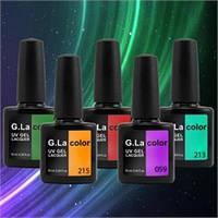 Гель-лаки G La Color – проверенное средство, пользующееся огромной популярностью