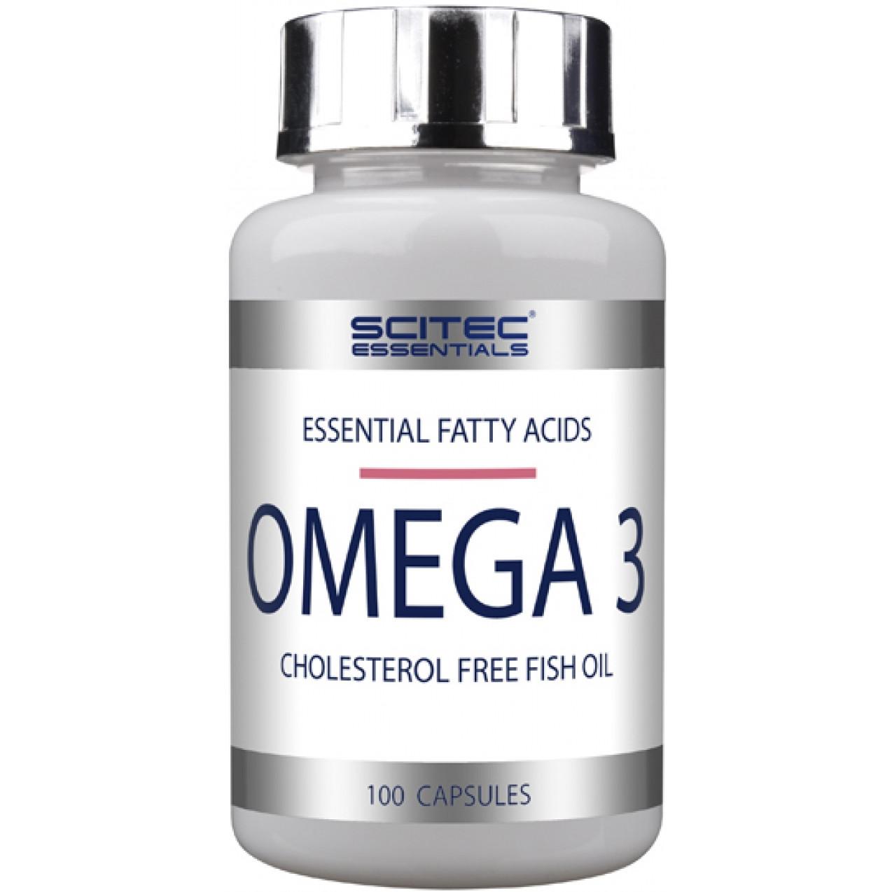 Omega 3 Scitec Nutrition 100 caps