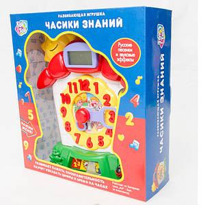 Детская развивающая игрушка LimoToy 7007 Часики знаний