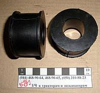 Амортизатор рулевого управления (круг) 80-3401104