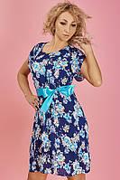 Красивейшее летнее платье из шифона