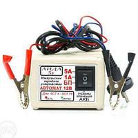 Автоматическое импульсное зарядное устройство АИДА-5s для 12В АКБ