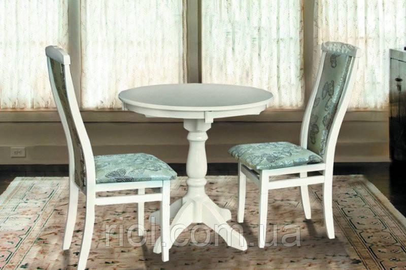 Стол обеденный Чумак (белый)