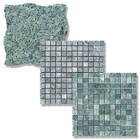 Мозаика модульная Indian Green