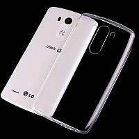 Силиконовый чехол LG L90
