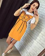 Стильное платье A.M.N.