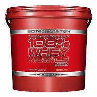 100% Whey Protein Professional 5 kg strawberry white chocolate