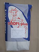 TROFI plus  7300  25 % стартер для поросят від 10 до  30 кг живої ваги
