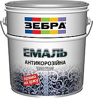 """Эмаль""""ЗИП"""" антикоррозионная, по ржавому и новому металлу."""