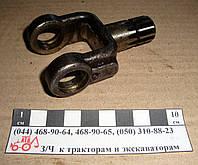Вилка карданчика рулевого с ГОРУ МТЗ  85-3401156
