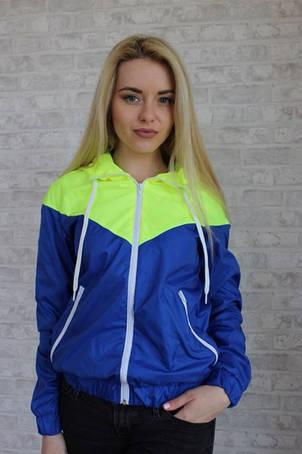 Куртка-ветровка «Nike», фото 2