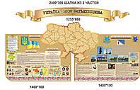 """Набор стендов """"Україна - моя Батьківщина Дніпропетровськ"""""""