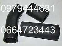 Патрубки радиатора КАМАЗ (резиновые)