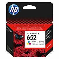 Картридж HP для DJ Ink Advantage 1115/2135/3635/3835 HP 652 Color (F6V24AE)