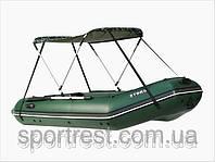 Тент солнцезащитный (на лодки 3м-3,8м)