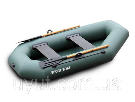 Надувная гребная лодка Cayman C 230 БЕСПЛАТНАЯ ДОСТАВКА