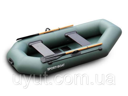 Надувная гребная лодка Cayman C 245 S БЕСПЛАТНАЯ ДОСТАВКА