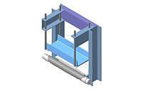 Весы монорельсовые ТВ2-600-0,2-М(800)-S-12eh