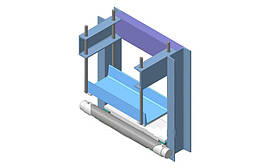 Весы монорельсовые ТВ2-300-0,1-М(800)-S-12еh