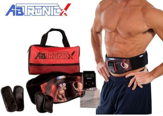 Миостимулятор Ab Tronic X2 - быстрый способ похудеть