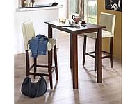 Барный стол из дерева 009