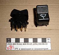 Переключатель клавиша стеклоомывателя П150М-14.10