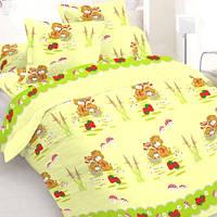 Постельное белье детское в кроватку 100%-хлопок
