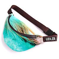 Посная сумка мятное перо, фото 1
