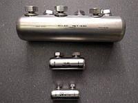 Винтовые соединительные гильзы со срывными болтами на напряжение до 35кВ