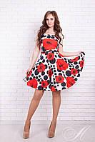 Платье, Маки АС
