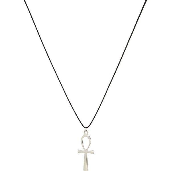 Кулон крест в форме анкха - символ жизни и перерождения