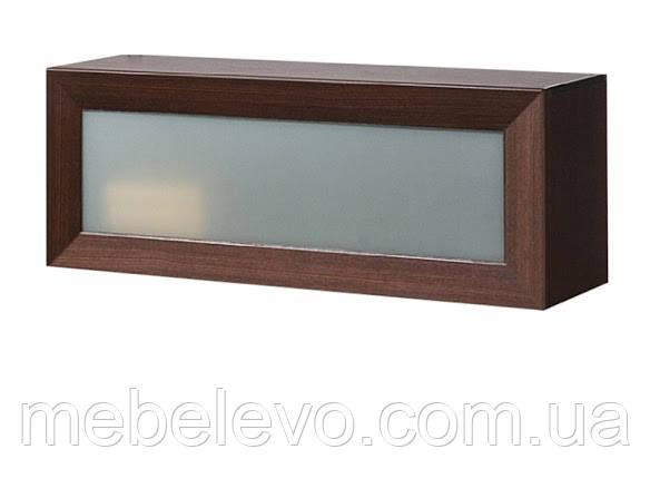 Полка навесная Клео 106 стекло 395х1060х305мм    Світ Меблів