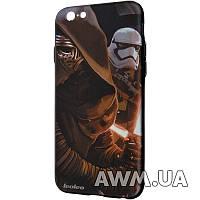 Чехол-накладка Leoleo для Apple iPhone 6 / 6S Star Wars
