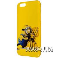 Чехол-накладка Minions для Apple iPhone 6 / 6S Стюарт