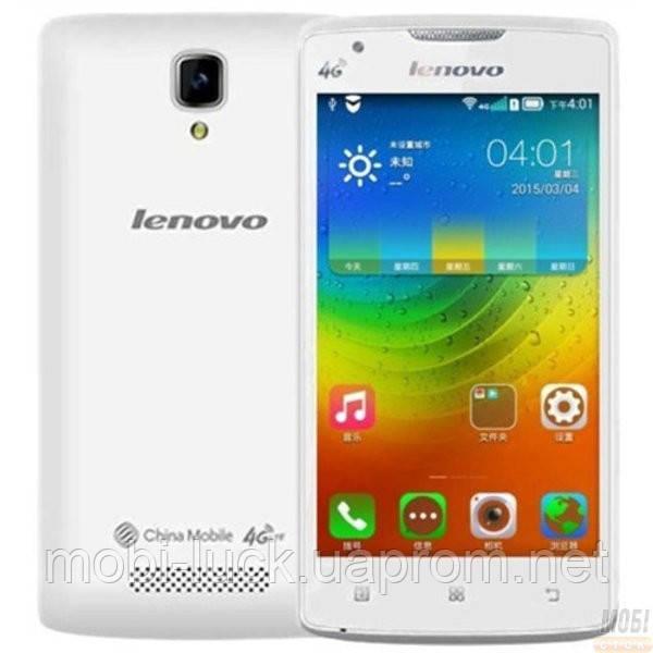 Смартфон оригинальный Lenovo A2800 D,2 сим,экран 4 дюйма.