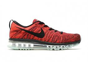 Кроссовки Nike Air Max Flyknit Red