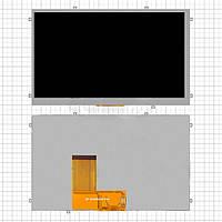 Дисплей (экран, матрица) для GoClever Tab T76GPS, Tab T76GPS TV, 50 pin, оригинал