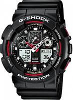 Мужские часы CASIO GA-100-1A4ER G-SHOCK