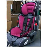 Детское Автокресло  BIBIK (9-36 кг), (наклон спинки) розовый